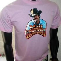 Vtg 80s Matt Houston Lee Horsley Cowboy Tv Show Tx Tom Selleck Magnum Pi T-Shirt Photo