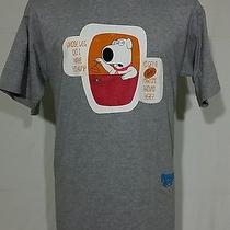 Vtg 90s Family Guy Brian Griffin Martini T Shirt Size L Rare Sexual Humor Tee Photo
