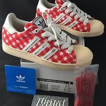 Vtg Adidas X Upper Playground Superstar I Express Bbq Boost Rare Limited Sz 6.5 Photo