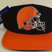 Vtg American Needle Cleveland Browns Snapback Hat Kosar Byner Slaughter Nwt Photo