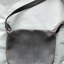 Vtg Coach Light Green-Blue Hobo Shoulder Bag Purse G8p-4148 Hard to Find Photo