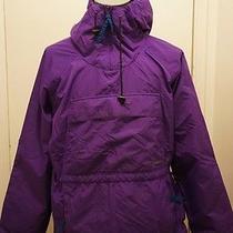 Vtg Columbia Radial Sleeve Men's Hooded Jacket - Size Large - Vintage Jacket Photo