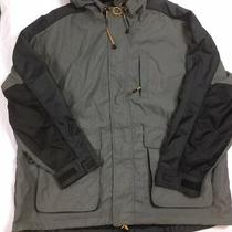 Vtg Gap Full Zip Vented Breathable Winter Ski Hooded Jacket Men's Sz Xl Rare Photo