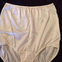 Vtg Lorraine Womens Panties Sz 7 Blush Nylon Sheer Full Cut Mushroom Gusset Photo