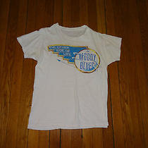 Vtg Moody Blues the Other Side of Life Tour T Shirt 1986 Concert Mens Small Photo