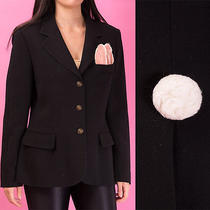 Vtg Moschino Cheap and Chic Bunny Ears Jacket Photo