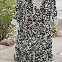 Vtg Silky Tissue Sheer Divine Natori Nightgown Gown Nighty Peignoir 2 Pc Set S Photo