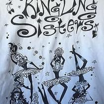 Vtg the Ringling Sisters Shirt Medium 1993 Pleasant Art Rare Bangles  Photo