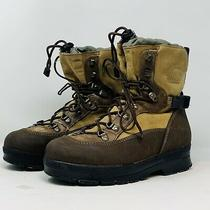 Vtg Women's Sorel Winter Sz 8 Conquest Carly Combat Insulated Mountaineer Boots Photo
