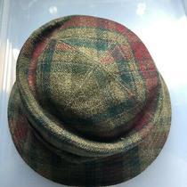 Vtg Wool Tweed Wegener  Christys Trilby Fedora Hat - Lot of 3 Hats Eu 55 - 56 Photo