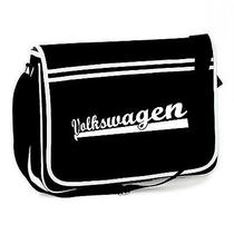 Vw Volkswagen Golf Caddy Camper T2 T3 Cool Dub Retro Messenger Bag Shoulder Bag  Photo