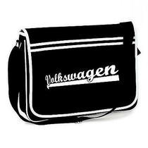 Vw Volkswagen Golf Caddy Camper T2 T3 Cool Dub Retro Messenger Bag Shoulder Bag  Photo
