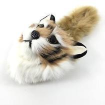 W32 New Jeffrey Campbell Tiger Plush Animal Faux Fur Slipper Women's Sz 7 M Photo