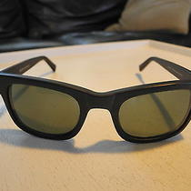 Warby Parker Sunglasses - Black - Aldous-101 Style - Like New Photo