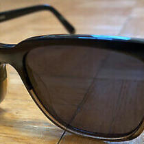 Warby Parker Sunglasses Polarized Barkley Antique Shale Fade W/case Photo