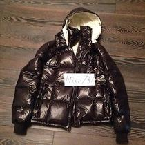 Warm Moncler Winter Puffer. Mens Size S. Replica Winter Coat Photo