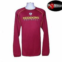 Washington Redskins Nfl Game-Day Performance Pullover.....xl......licensed  Gear Photo