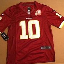 Washington Redskins Robert Griffin Iii Rg3  Game Jersey Medium Photo