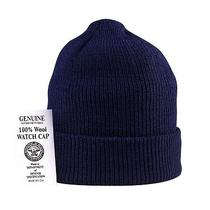 Watch Cap - Wool Gi Type Made in Us Navy Blue One Size by Rothco Photo
