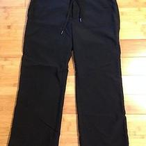 Water Girl by Patagonia Womens Black Capri  Size S Photo