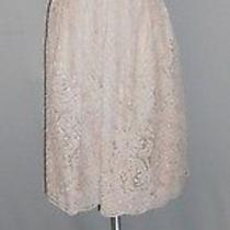 Watters & Watters Blush 10 Formal Wedding Bridesmaid Prom Evening Dress  Photo