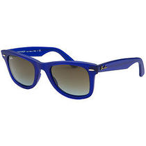 Wayfarer Blue Sunglasses Photo