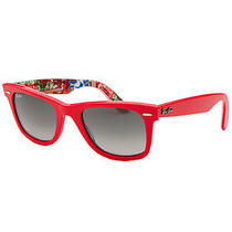 Wayfarer Red Sunglasses Photo