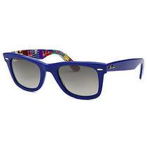 Wayfarer Royal Blue Sunglasses Photo