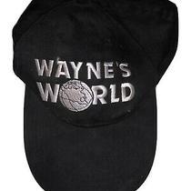 Wayne's World Hat Wayne Campbell Baseball Cap Costume Movie Mike Myers 2 Snl Photo