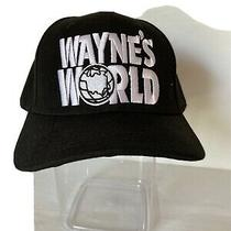 Wayne's World Hat Wayne Campbell Baseball Cap Costume Movie Mike Myers 2 Snl Photo