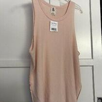 We the Free Light Free People Blush Super Soft Sleeveless Tank Top Size M Nwt Photo