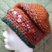 Wearable Art Hat Original by Patty Wolford Artrox Photo