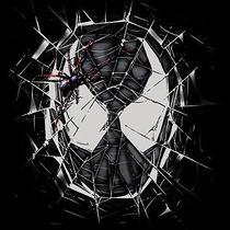 Webhead - Spiderman Marvel Peter Parker Spider Teefury Tee - Mm Mens Medium Photo