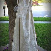 Wedding Dress Jessica Mcclintock Gown  Photo