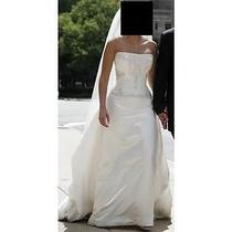 Wedding Dress (Reem Acra) Photo