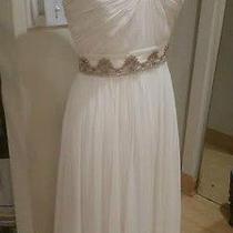Wedding Dress Sash Blush Pink  Photo