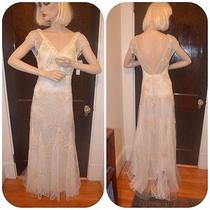 Wedding Dress Size 0 Photo