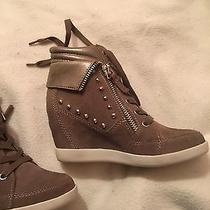 Wedge Sneakers Photo