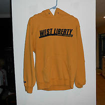 West Liberty State College Hoodie Sweatshirt - Size Small - Jansport Photo
