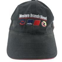Western Branch Diesel Strapback Hat Friends of Coal  Photo