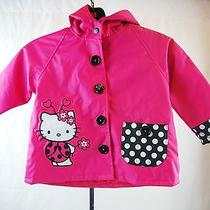 Western Chief Girls Rain Coat - Hello Kitty (2t) Photo