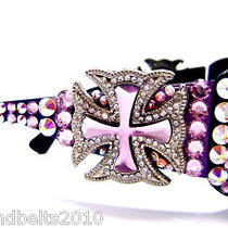 Western Cowgirl Concho Sunglasses Using Swarovski Elements Crystal Rhinestones Photo