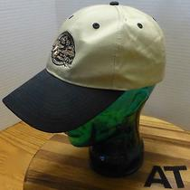Western Fruit Express Tan/black Cotton Blend Baseball Hat Osfm Snapback Nwot Photo
