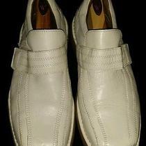 White Aldo Dress Shoes Photo