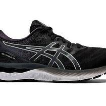 White/black Mens Running Shoes Gel-Nimbus 23 Size 10.5 Medium New Box Photo