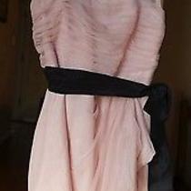 White by Vera Wang Blush Pink Tulle Dress Bridal Wedding Engagement Photo
