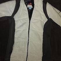 White Columbia Sweater Xs Photo