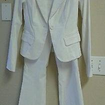 White Cute Xoxo Suit  Photo