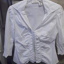White Dkny Women's Shirt Photo