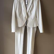 White Express Women's Suit Nwt Cute Photo